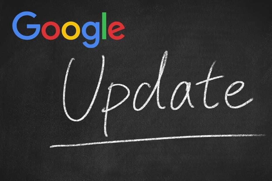 Google update augustus
